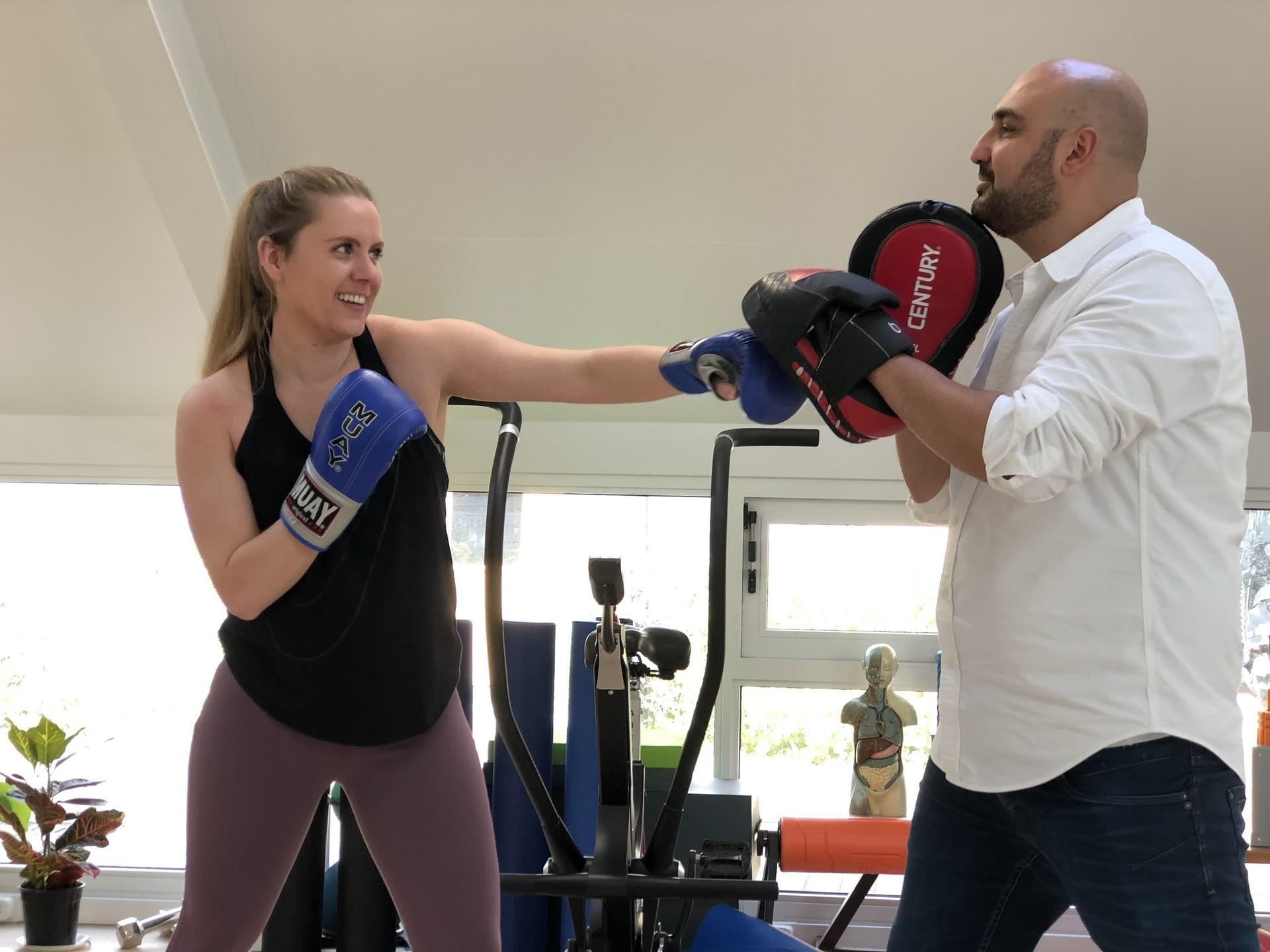 fitness fysiotherapie hoofddorp
